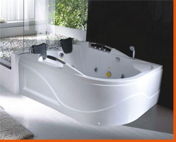 2 Person Tub Jetted Bathtub Hya 016l Best For Bath 2personairtub
