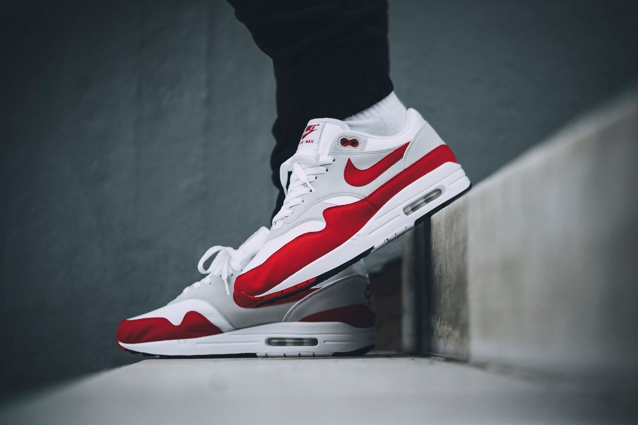Get The Nike Air Max 1 OG University Red Real Soon | Nike