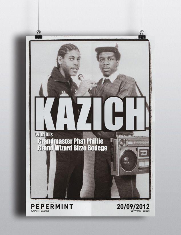 Hip Hop Event Kazich Pepermint Night Club Hip Hop