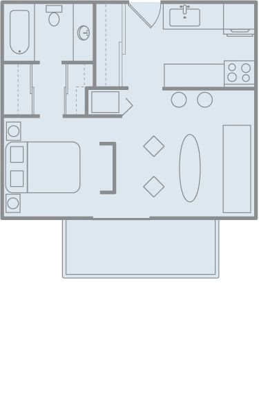 studio apartment Houses!! Pinterest Studio apartment