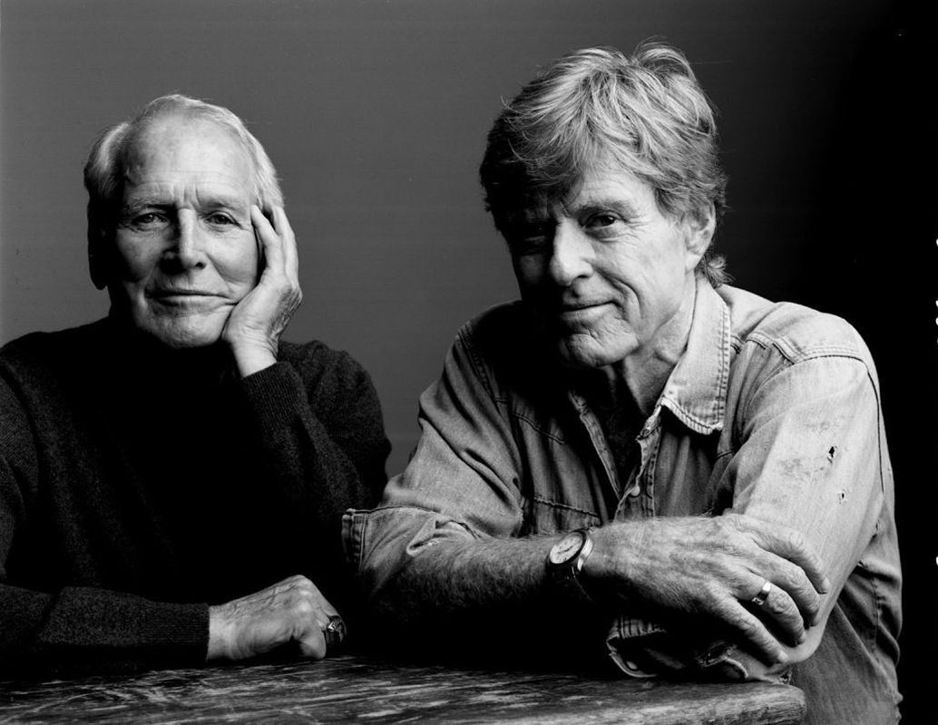 Newman and Redford