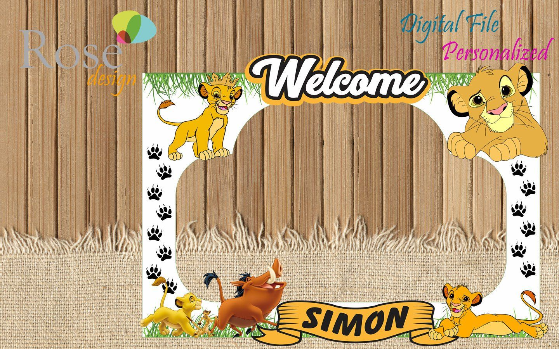 Simba Marco Foto Simba Fiesta Rey Leon Bebe Nala Pumbaa