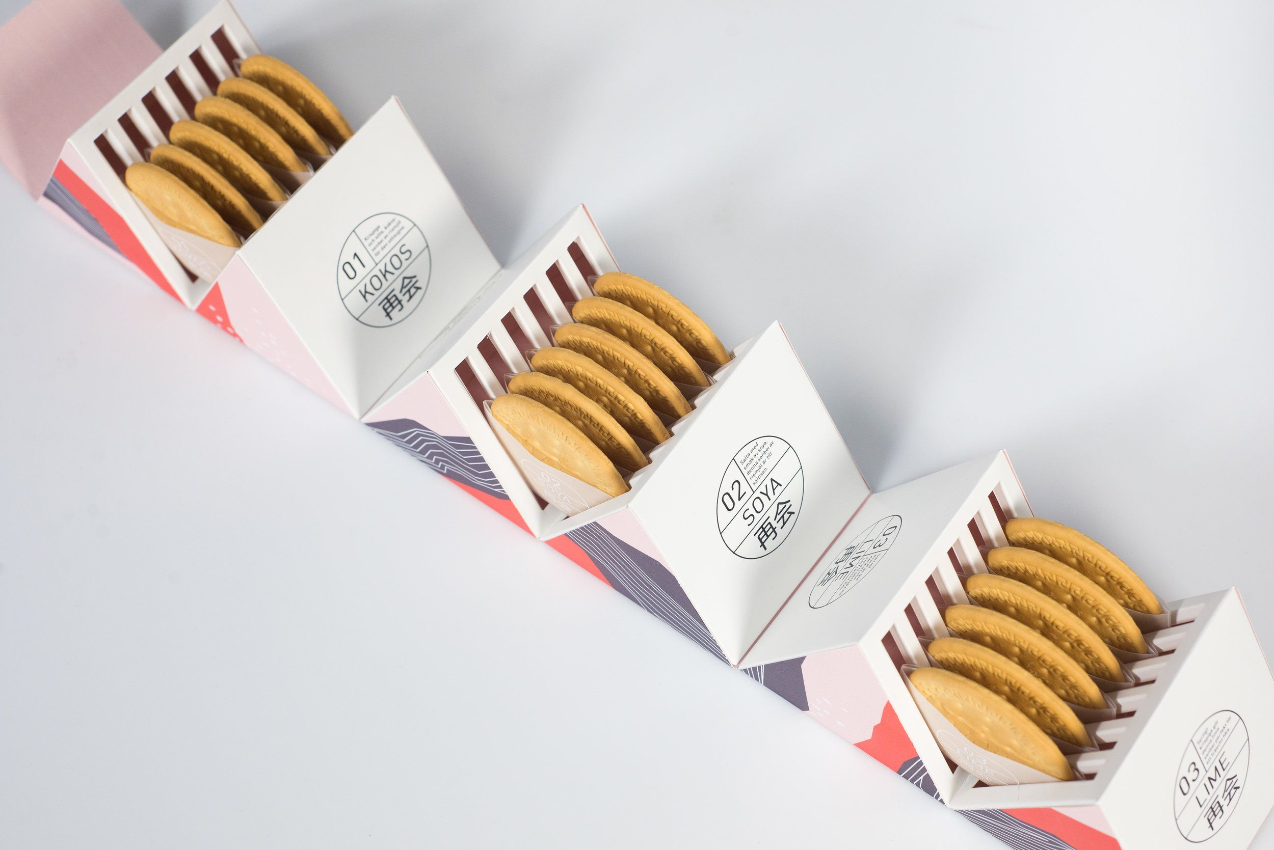 You Won't Be Able to Stop Playing with this Clever Cookie Packaging Concept