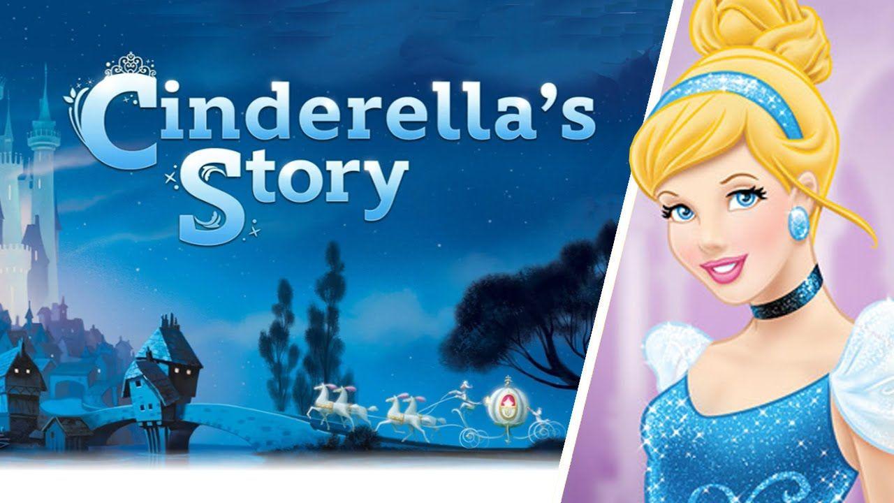 Disney Princess: Cinderella's Story - for KIDS ...
