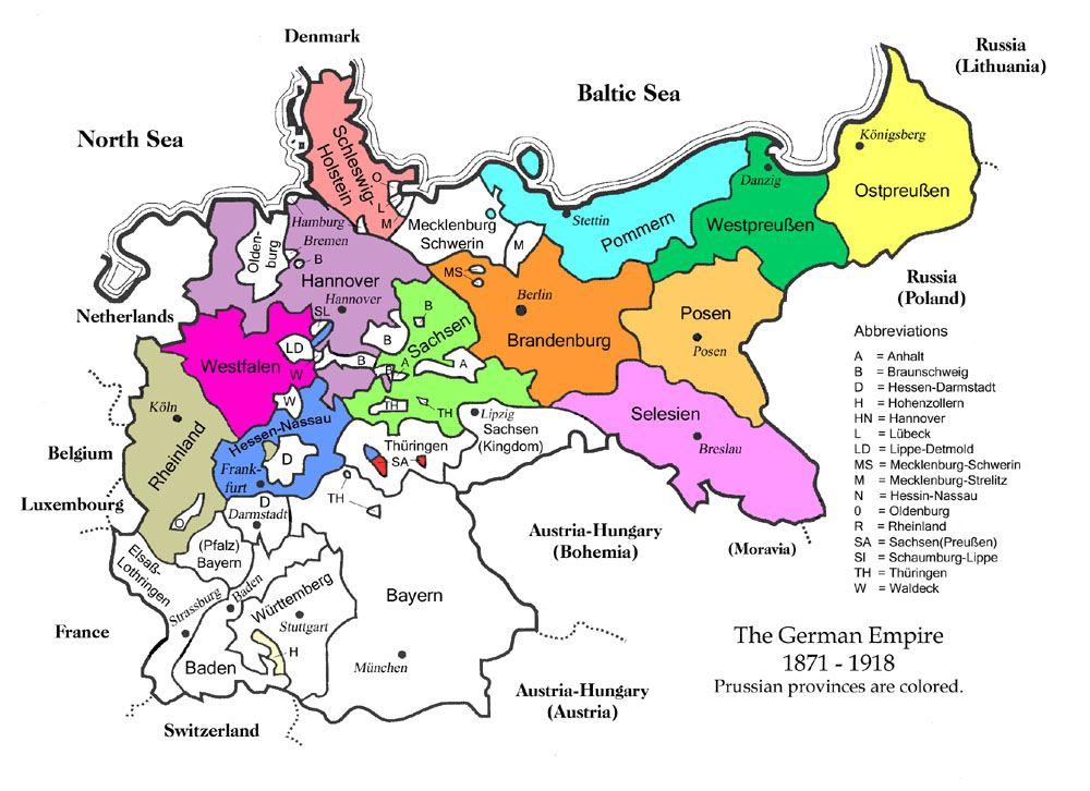 German Empire 1871 1918 Illustrierte Karten Mecklenburg