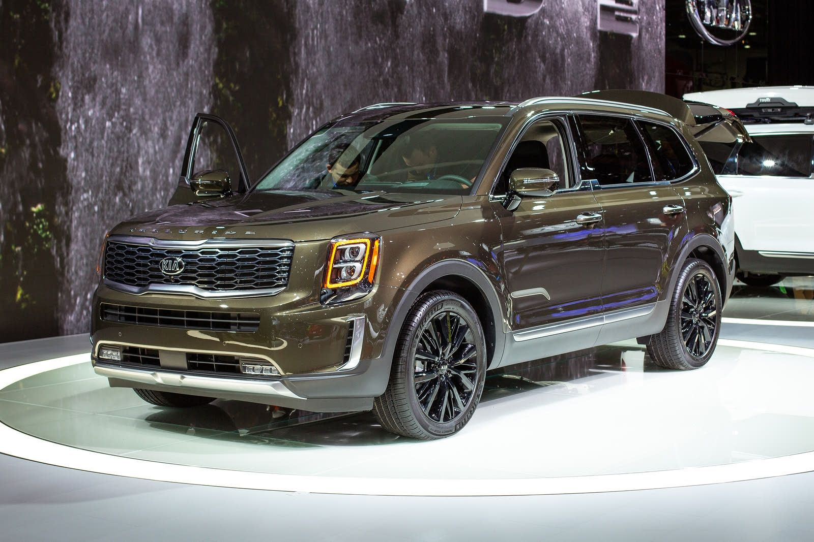 The 2020 Kia Telluride is predestined to end up being the