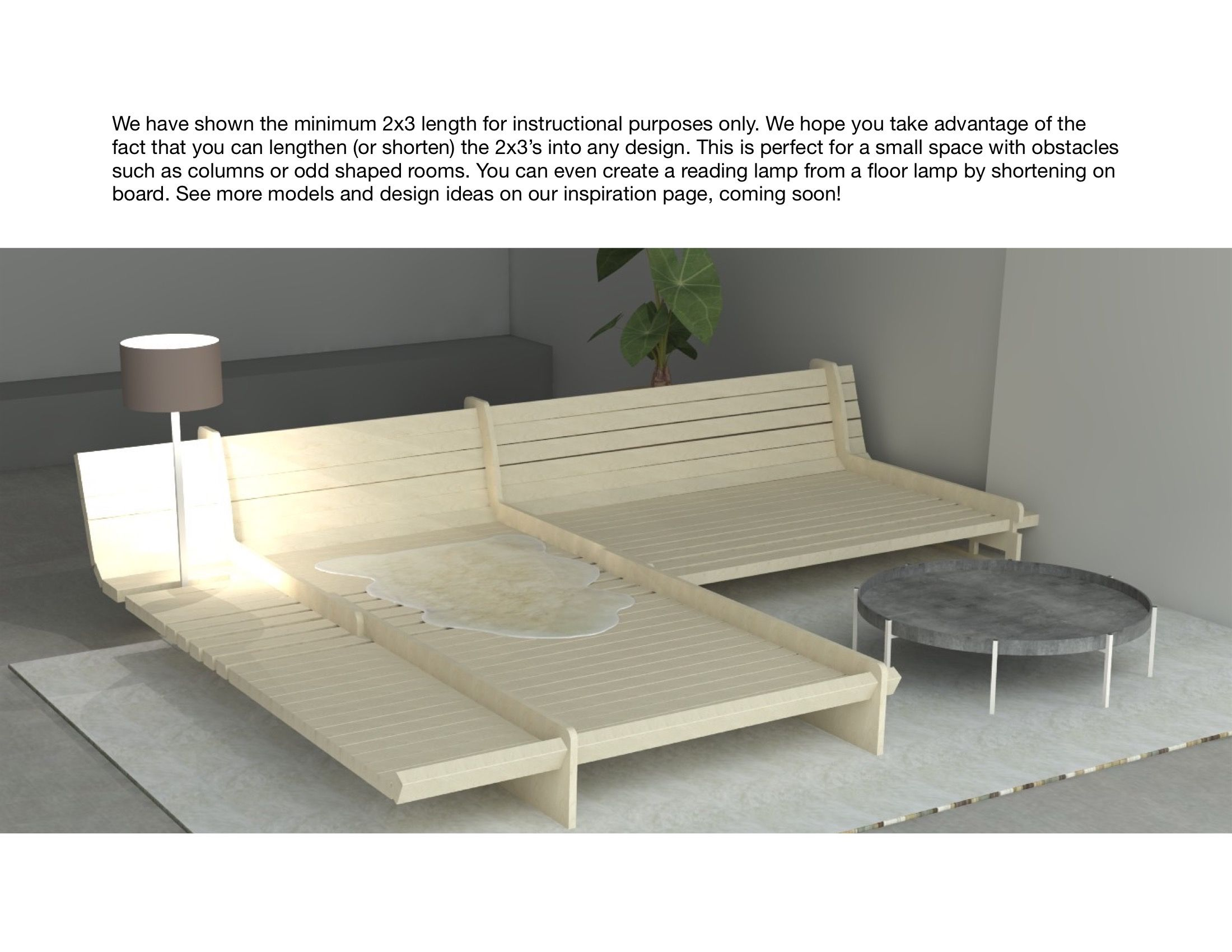 Diy Bed Frame Kit Back Rest Model Open Your Eyes Bedding Floor