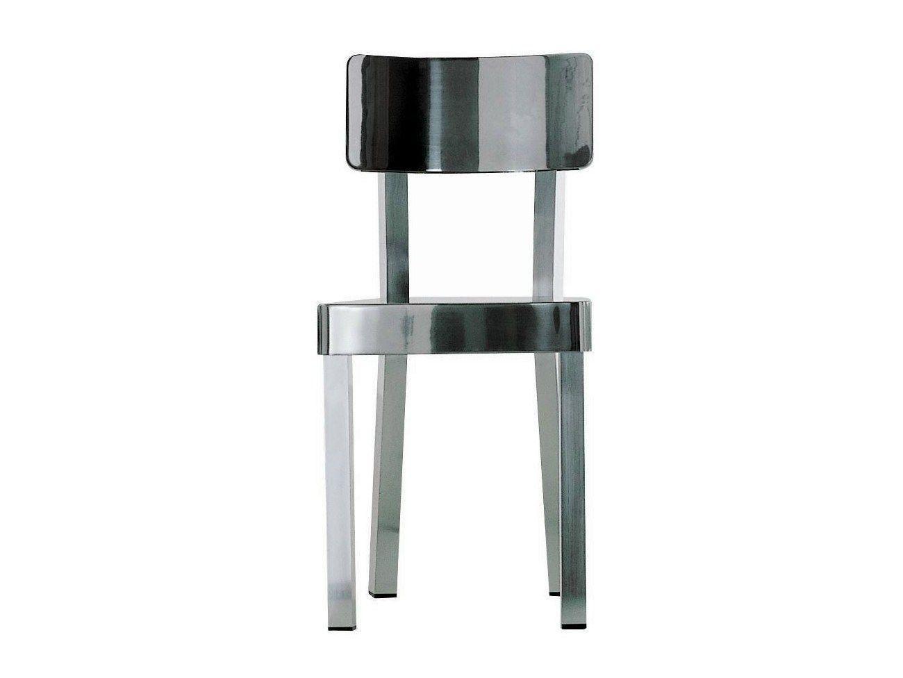 Gervasoni Sedie ~ Sedia in alluminio inout in by gervasoni design paola navone
