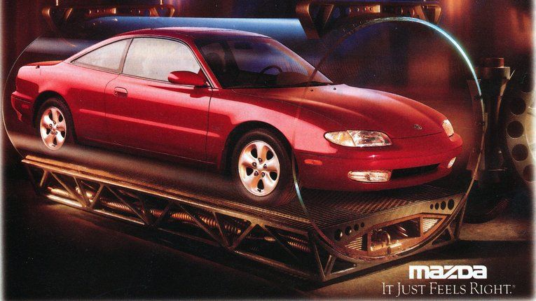 1993 The Mazda Mx 6 Is Sure To Be A Valuable Collector S Car In 2030 Mazda Mazda Mx Collector Cars