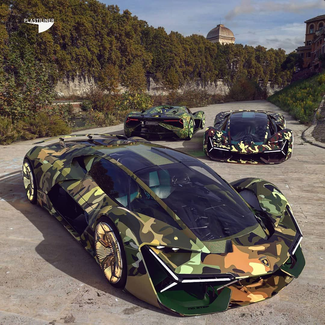 24 9k Likes 101 Comments C Plastiliner On Instagram C Lamborghini Terzo Millennio In 2020 Bugatti Cars Lamborghini Cars Luxury Cars Audi