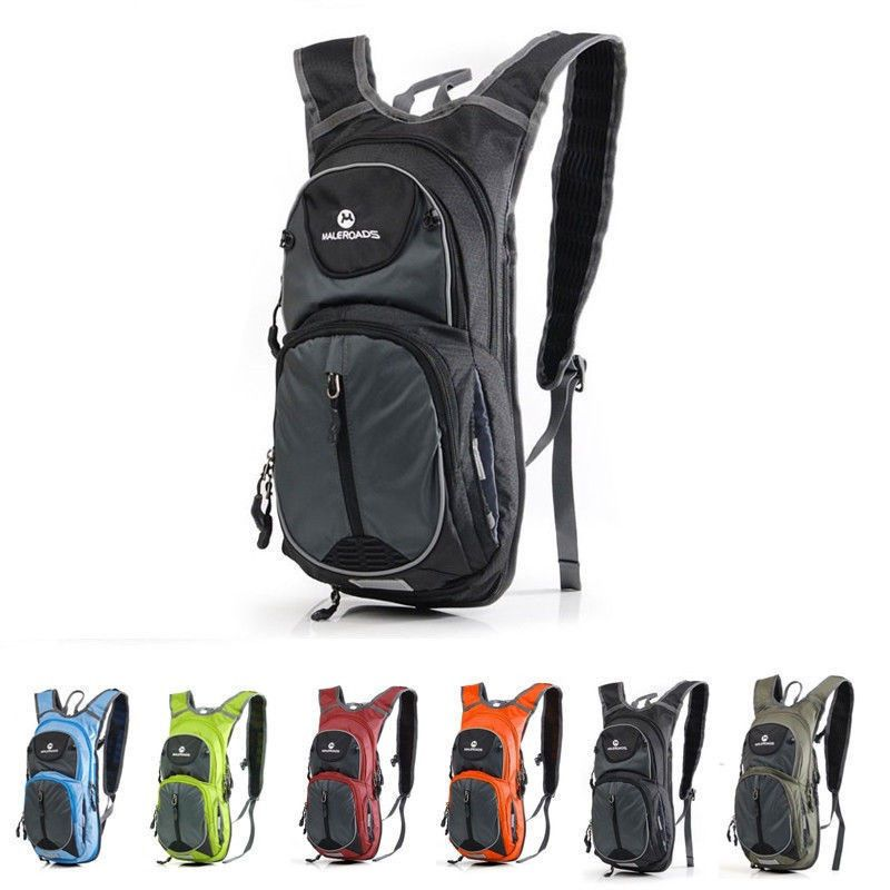 Small Riding Cycling Hydration Backpack Bike Bicycle Pack Bag ...