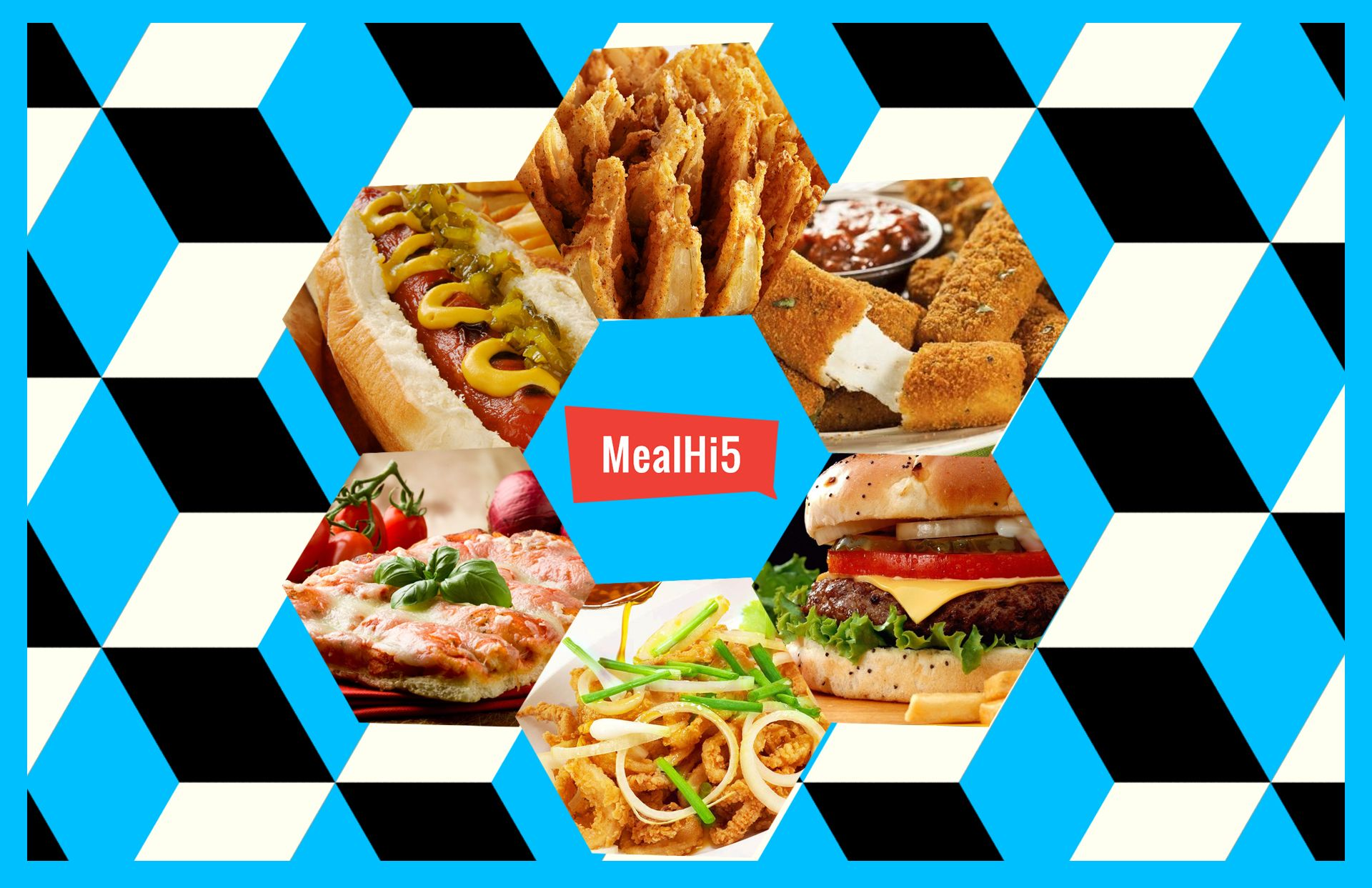 Mealhi5 online ordering system where you find indian