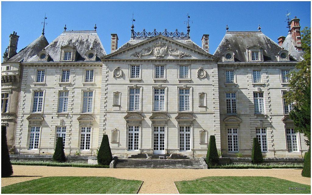 Chateau Du Lude La Lude Frankrijk Franzosische Schlosser