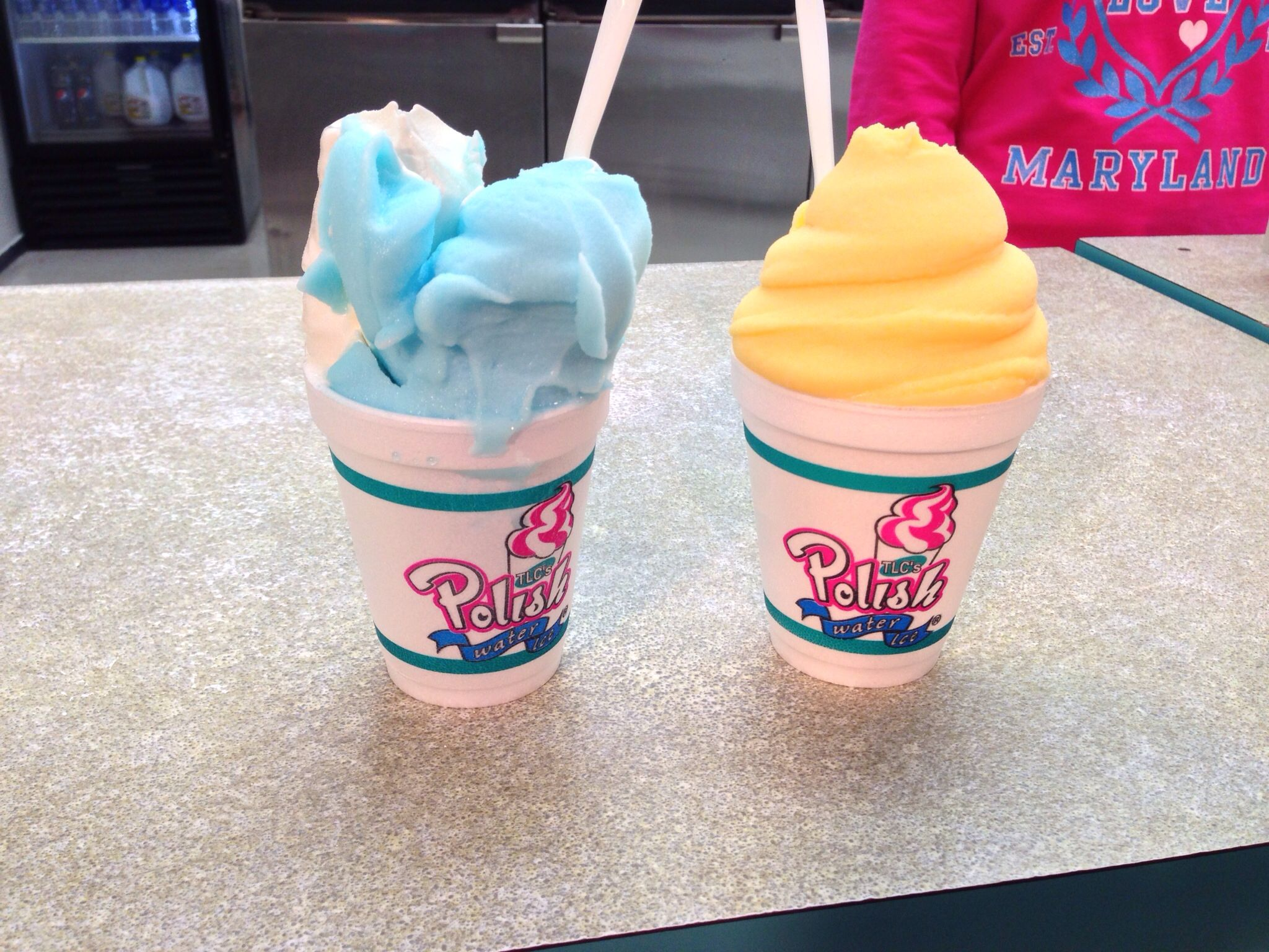 polish water ice a must have when visiting ocean city md