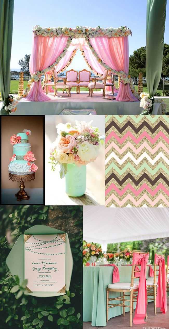 e8bb06a22f22 Indian Wedding Color Themes  SummerWeddingSeries - Blog