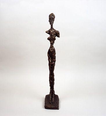 Fondation Giacometti - Discover the artwork - Alberto