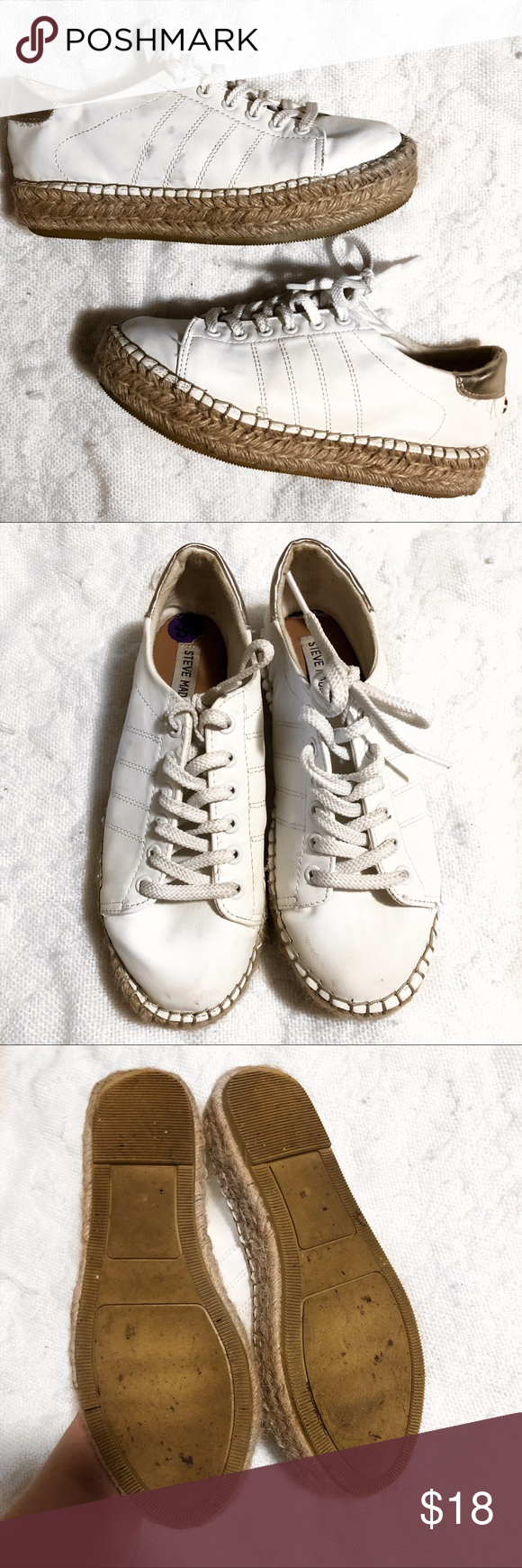 Steve Madden Tamilyn Espadrille Sneaker Espadrille Sneakers Espadrilles Dress Shoes Men