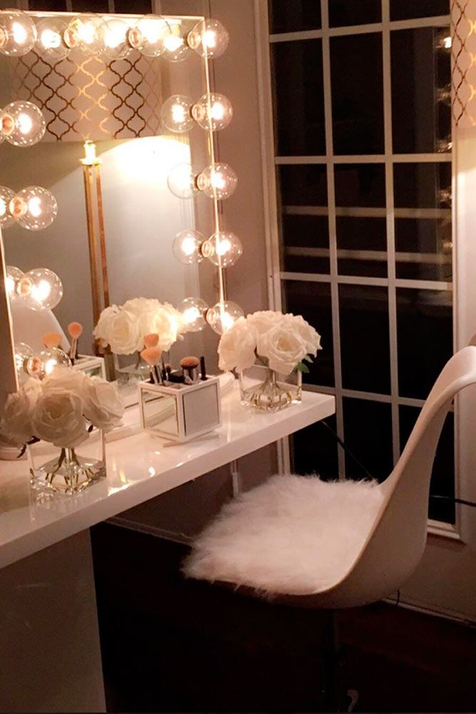 Best Makeup Vanity Table Ideas To Assist Your Makeup Routine 640 x 480