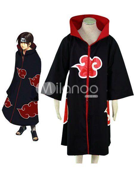 Naruto Akatsuki Cosplay Costume US$ 44.99  sc 1 st  Pinterest & Naruto Akatsuki Halloween Cosplay Costume Halloween | Pinterest ...