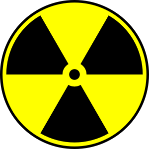 Ionizing Radiation Hazards Symbol Radioactive Symbol Radioactive Clip Art