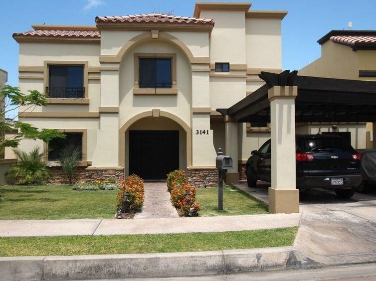 Como elegir el color de la fachada de una casa | fachadas ...