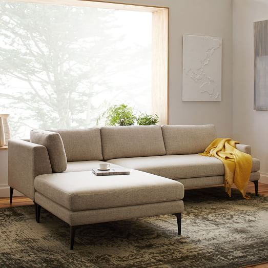 Modern Living Room Sectional Sofas And Couches