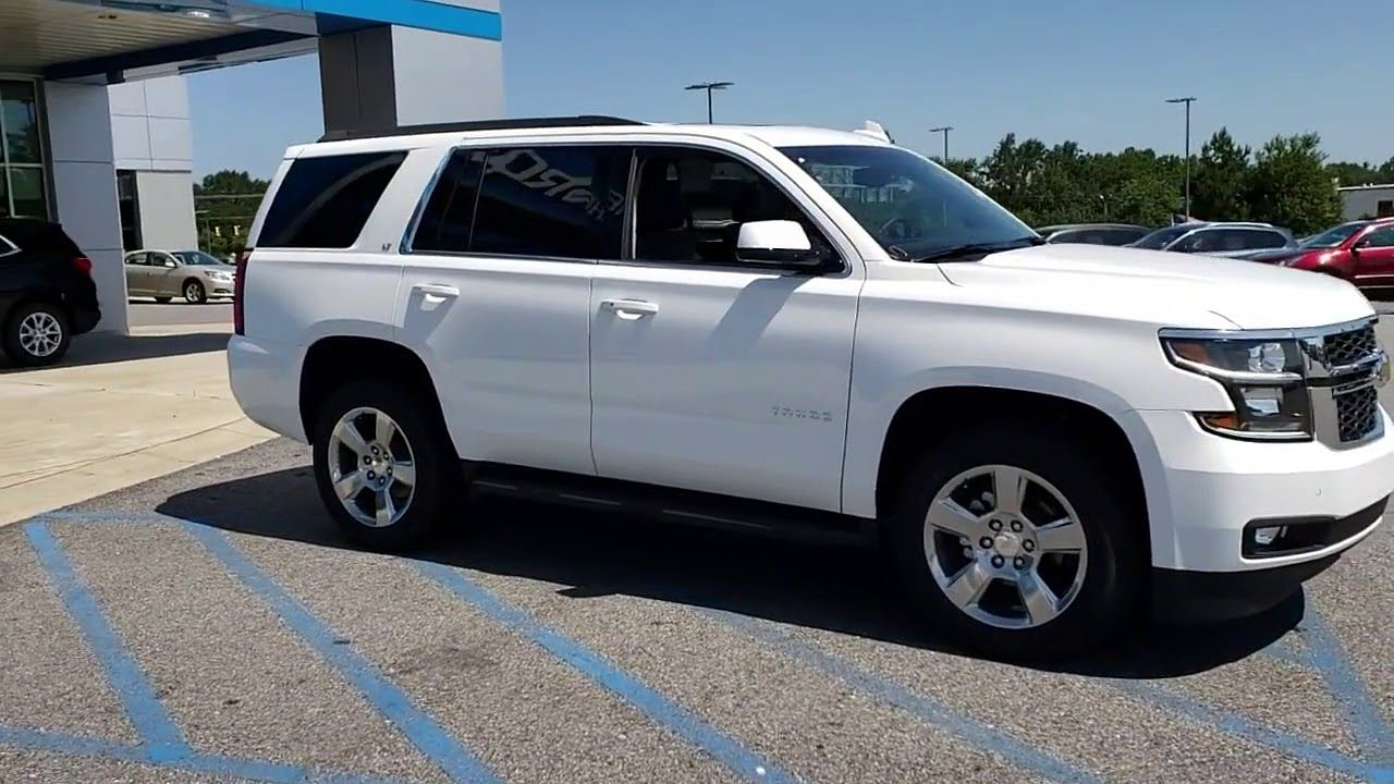 New 2019 Chevrolet Tahoe Lt At Burns Chevrolet Of Gaffney New