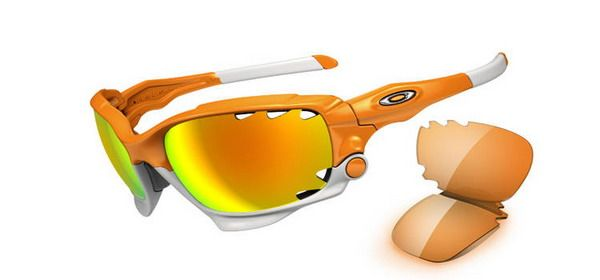 Popular Oakley Jawbone Sunglasses Atomic Orange Fire Iridium Vented ... 4ac95543a085