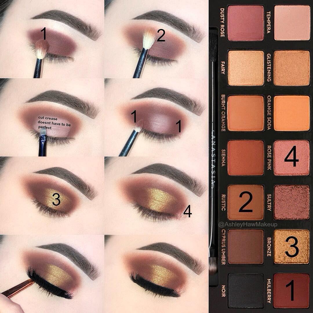 Abh Soft Glam Palette Ashleyhawmakeup Pinterest Makeup