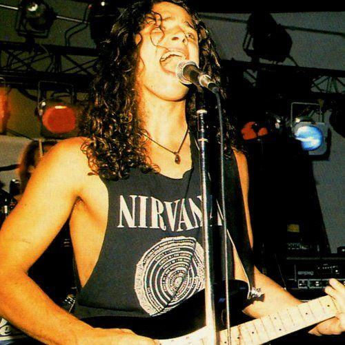 9c8c95e09a80c cornell wearing a nirvana shirt.  )