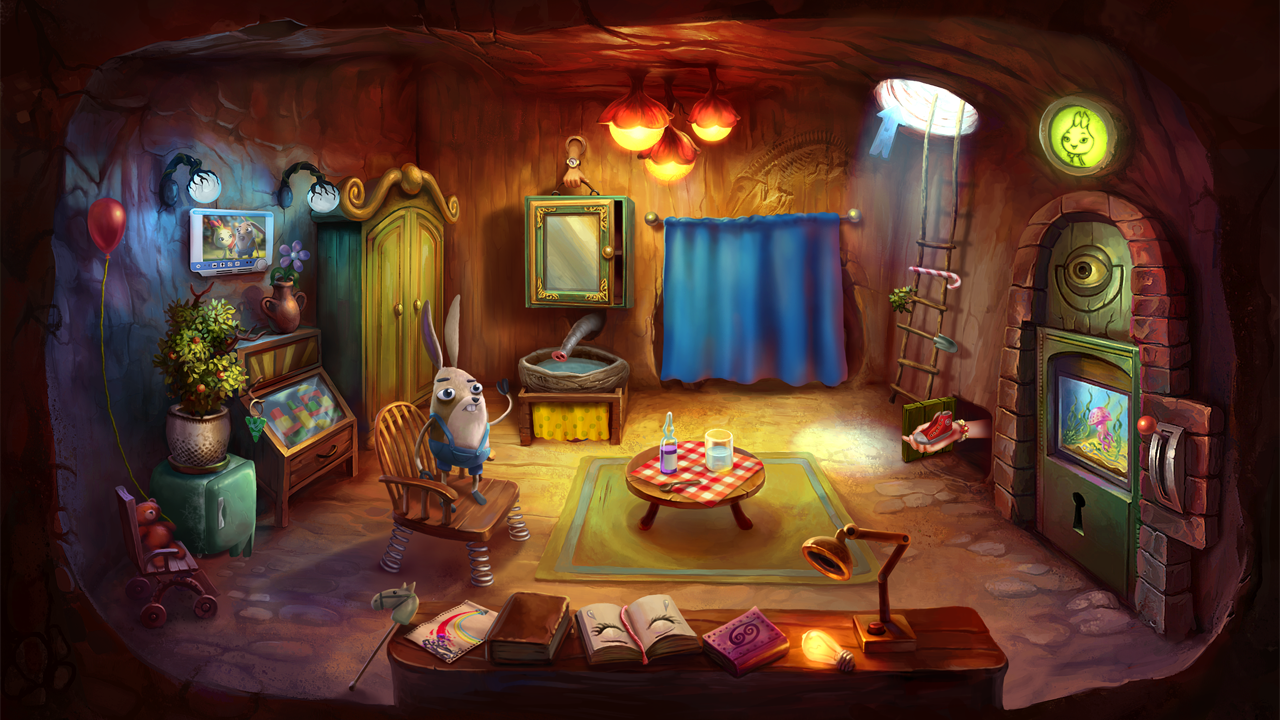 My Brother Rabbit Video game trailer, Games, Free games
