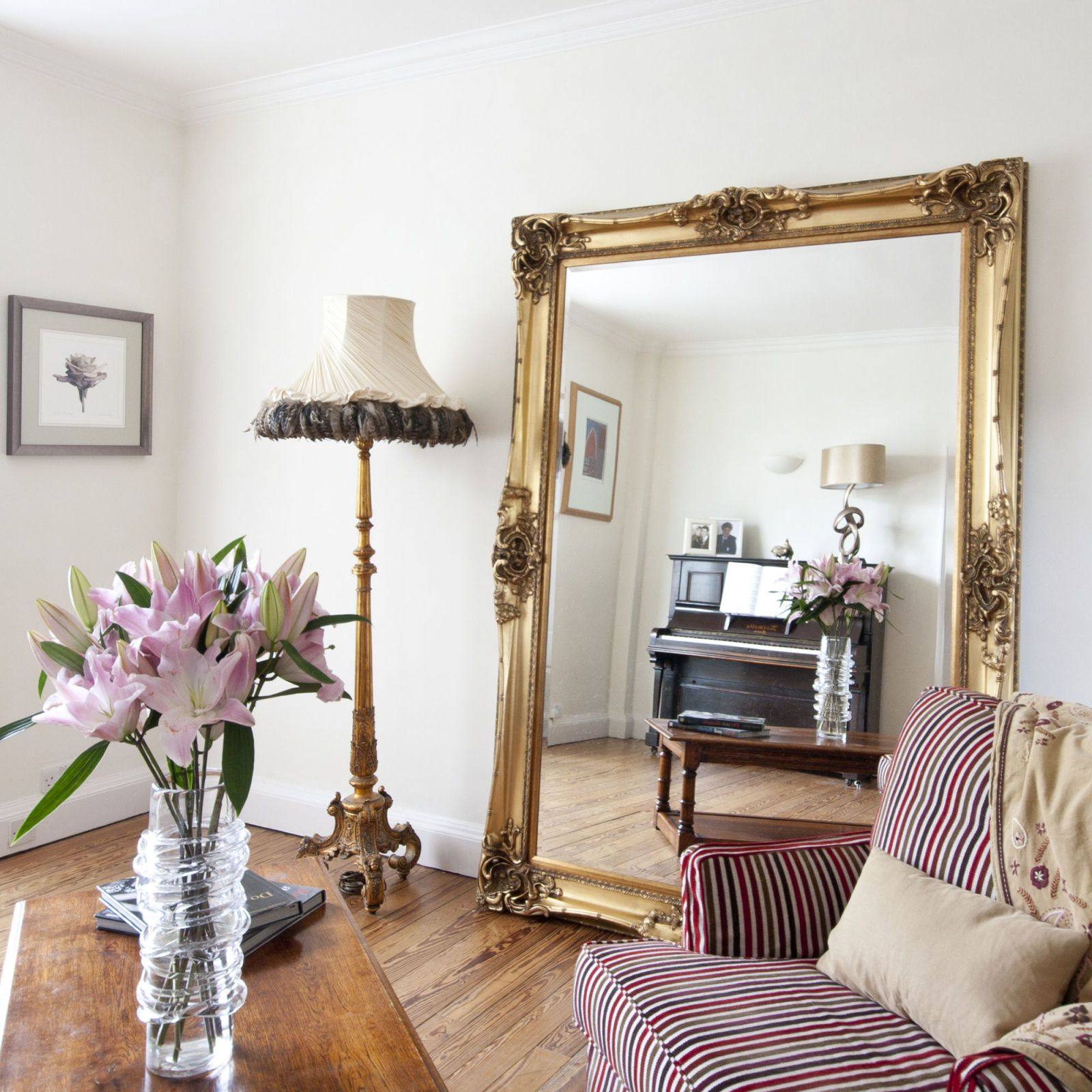 6 Clever Ways To Use Mirrors To Make Your Home Feel Bigger