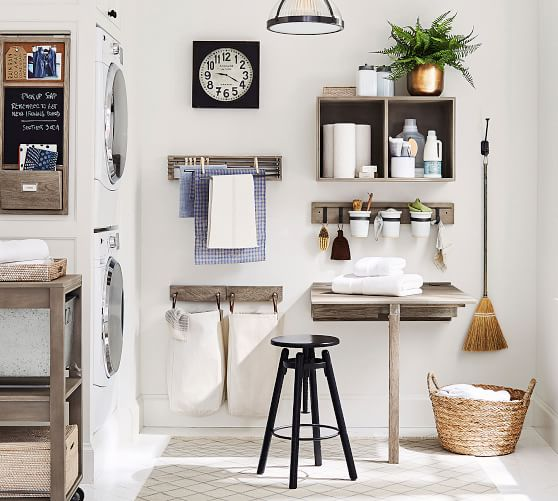 Mission Modular Laundry Collection Pottery Barn In 2020