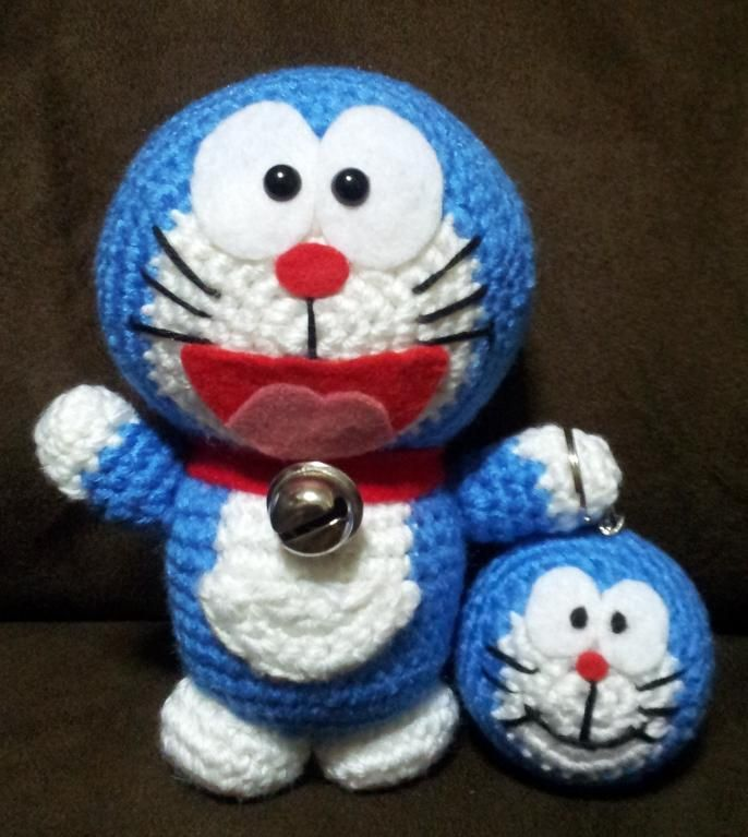Crochet Doraemon Amigurumi : Looking for crocheting project inspiration check out