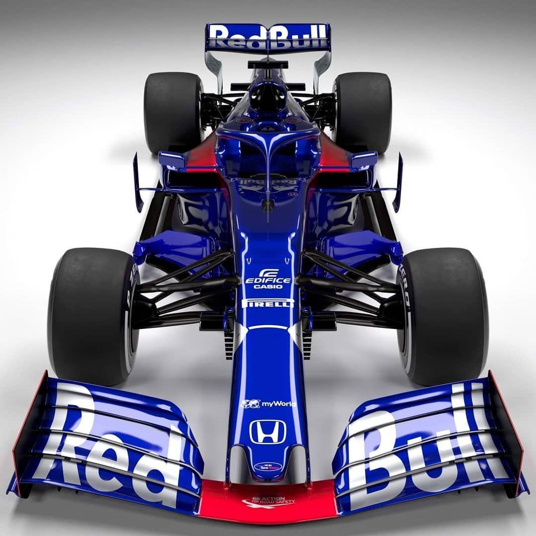 Formula 1 On Instagram Say Hello To Toro Rosso S 2019 Challenger X Tororosso F1 Formula1 Tororosso Str14 Formula 1 Formula 1 Car Toro Rosso