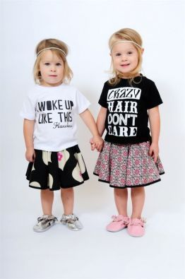551d29798 These toddler tees are so cute. Crazy hair don t care and I woke up ...
