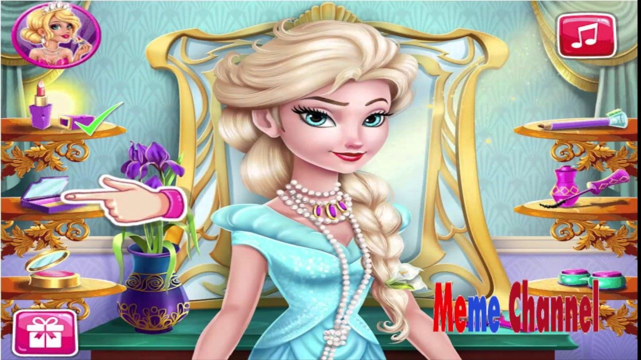 Barbie Makeup And Dressup Games Play Online Barbie Makeup Games Disney Princess Games Queen Art Princess Games