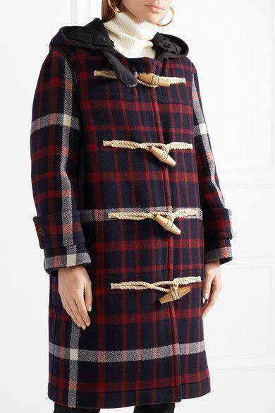 duffle coat made in scotland
