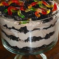 The Best Dirt Cake