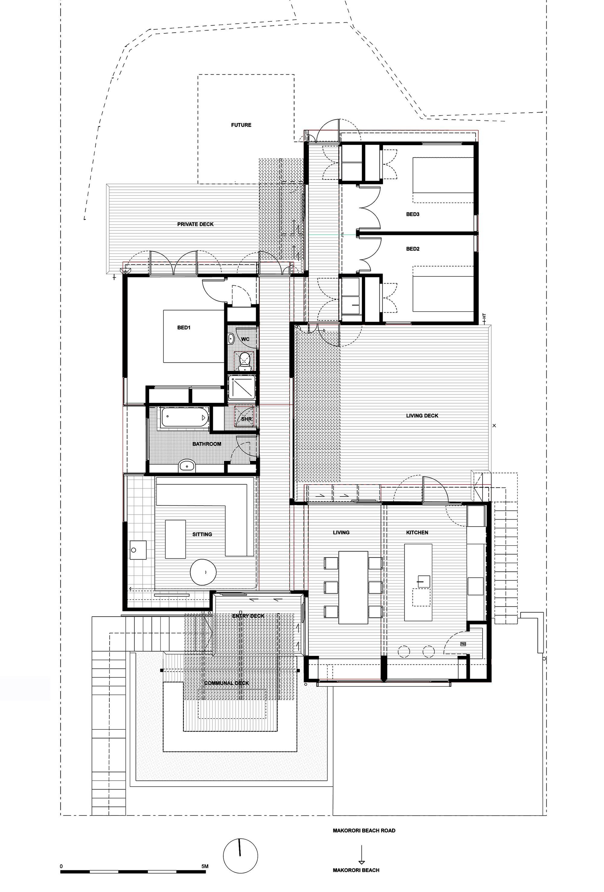 Galeria De Casa Offset Irving Smith Jack Architects