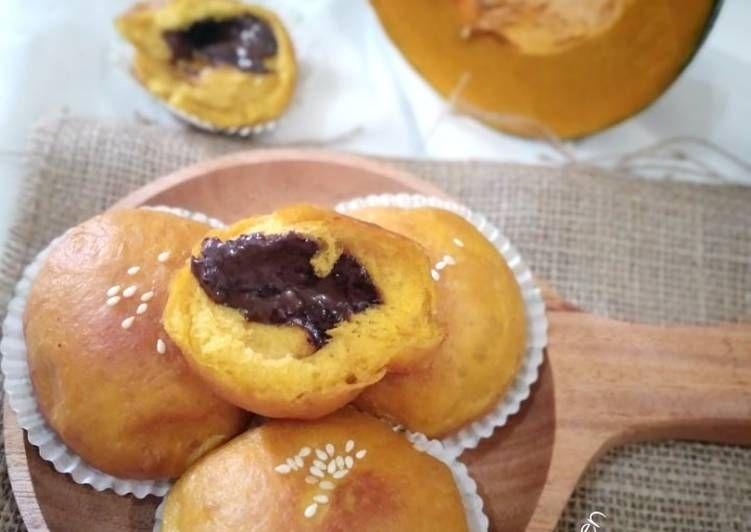 Recipe Appetizing Roti Goreng Labu Kuning Di 2020 Resep Adonan Roti