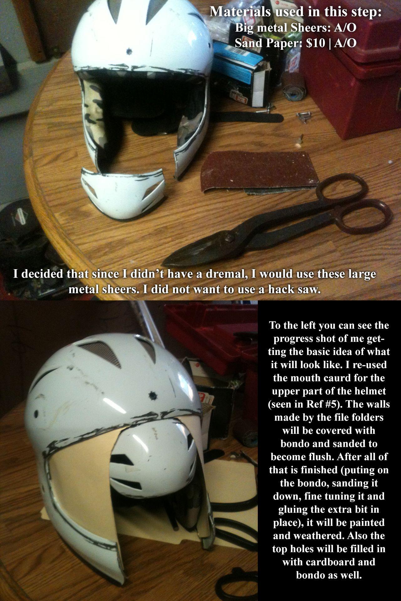 destiny warlock cosplay tutorial
