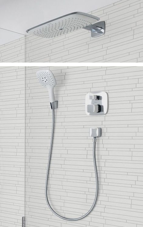 hansgrohe pura vida - shower set | Moving In | Pinterest | Shower ...