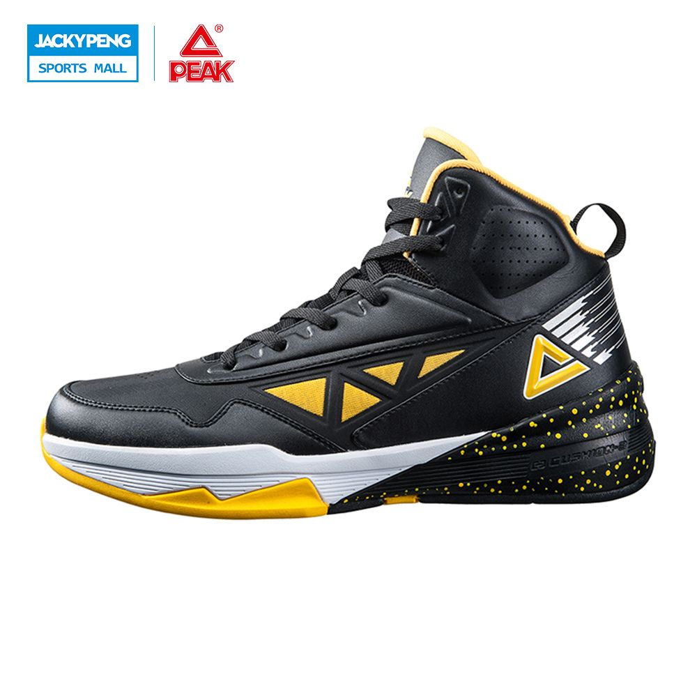 new products a4abf 51111 PEAK Men Basketball Shoes Authent Breathable Outdoor Sneakers Zapatos De   font  b Deporte  b   font  Basket Homme 2017 Athletic Zapatillas Basquet