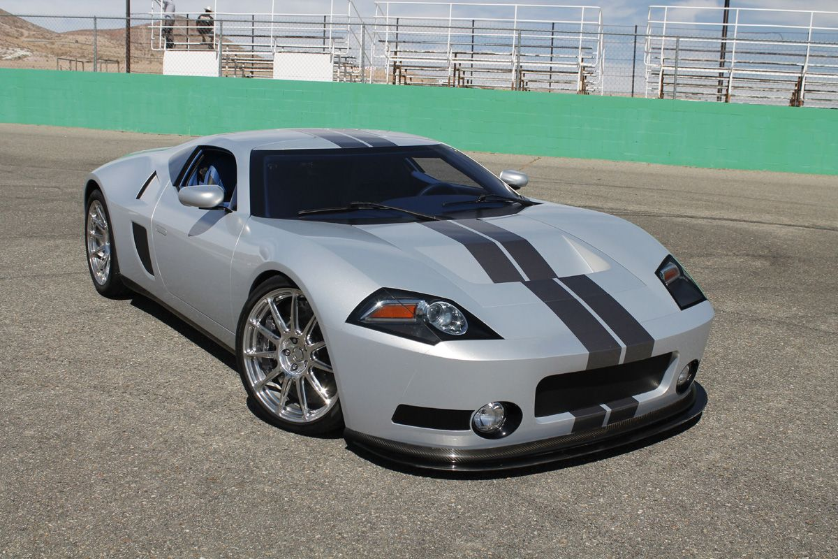 The Most Extreme Ford GT Galpin Auto Sports' Million