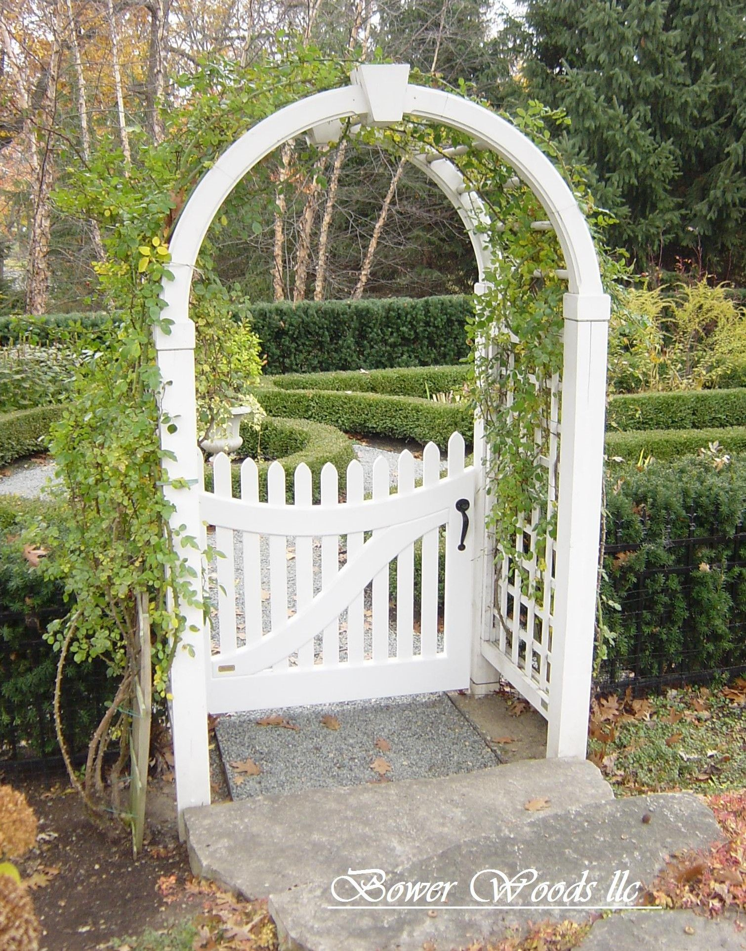 62 best ideas about Garden Arbor Trellis on Pinterest Gardens