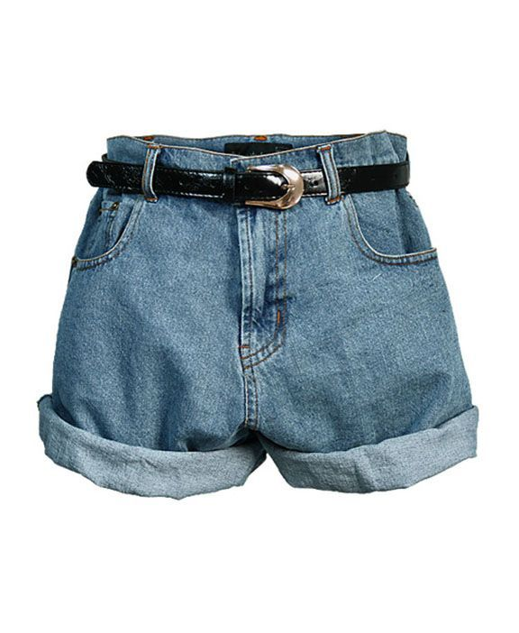 80/'s Jean Shorts Vintage High Waisted Jean Shorts High Waisted Denim Shorts High Waisted Jeans