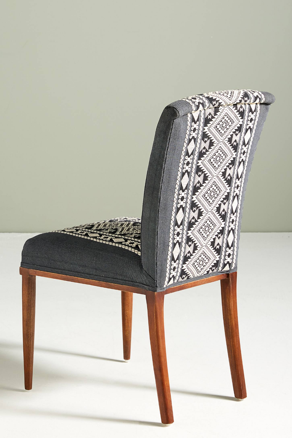 Diamond Striped Elza Dining Chair Anthropologie Dining Chairs