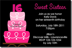 Download Now Sweet 16 Birthday Invitations Ideas Templates This Invitation For FREE At