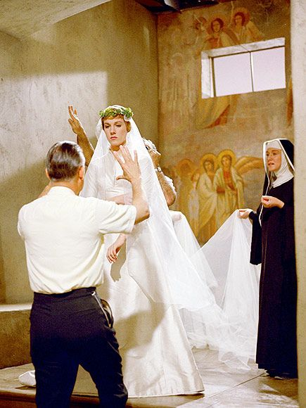 Sound Of Music Movie Behind The Scenes Photos